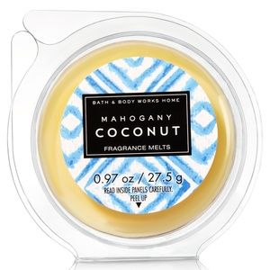 BATH & BODY WORKS | Mahogany Coconut Fragrance